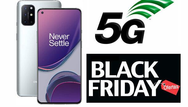 Que movil con 5G comprar en el black friday 2020 que sea barato y en oferta, Xiaomi, Realme, Samsung, Oneplus, Motorola y más