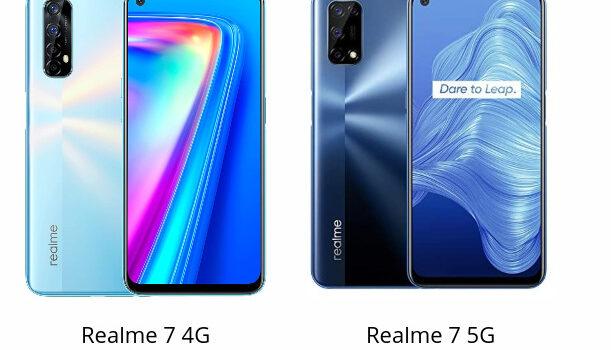 ¿Tiene el Realme 7 conexión 5G o sólo conexión 4G? Aquí te explicamos todo sobre este nuevo móvil