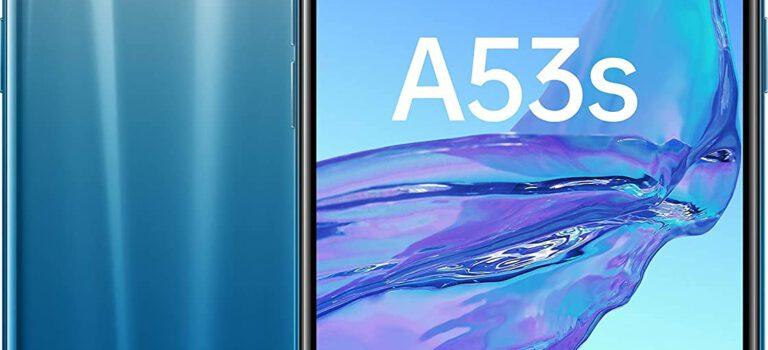 Oppo A53s precio, opiniones, ventajas y desventajas sobre su pantalla, procesador, rendimiento, cámara, batería, conectividad y características
