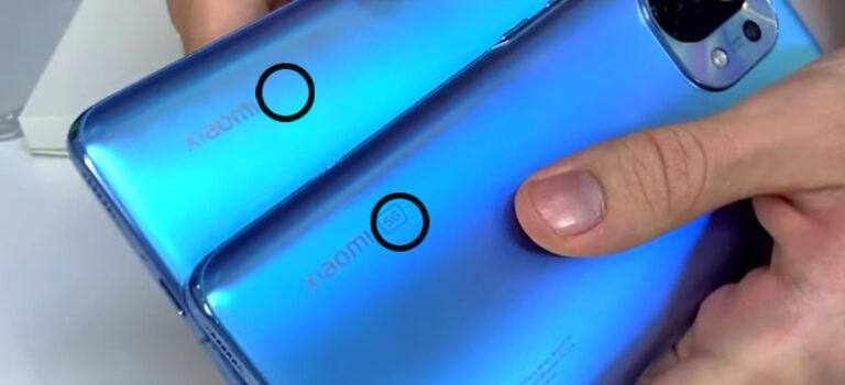 Como diferenciar el Xiaomi Mi 11 versión china del Xiaomi mi 11 Global o internacional, que no te den gato por liebre