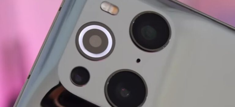 Móvil con cámara micro que funciona como un microscopio, pruebas, ejemplos, características, funciones de la cámara micro del Oppo Find X3 Pro