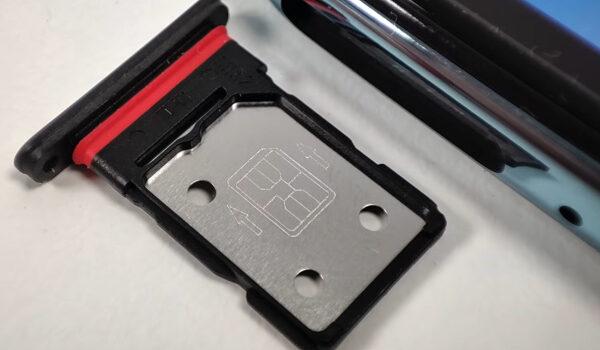 ¿Puedes poner una microSD en el Oneplus Nord 2 5G? ¿Se puede ampliar la memoria con una tarjeta microSD?