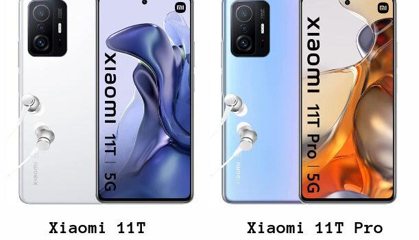 Xiaomi 11T vs Xiaomi 11T Pro comparativa, diferencias, opinión, cual es mejor comprar, pantalla, batería, procesador, cámara
